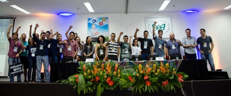 Equipes participantes do EntomoQuiz.