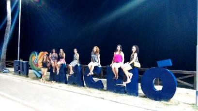 Lab. Girls representando!
