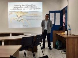 Defesa de mestrado do Wilson Rodrigues Valbon em 25 de julho de 2016.