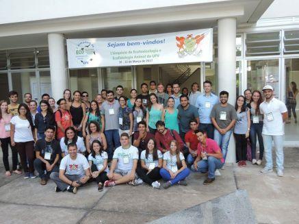 I Symposium of Ecotoxicology and animal Ecophysiology in Federal University of Viçosa, 2017.